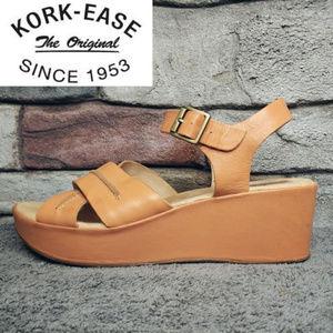 Kork Ease Korks Strappy Wedge Sandal Heels